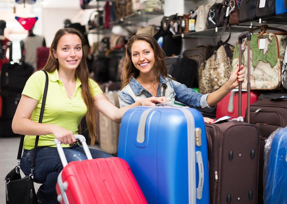 Wybieramy walizki