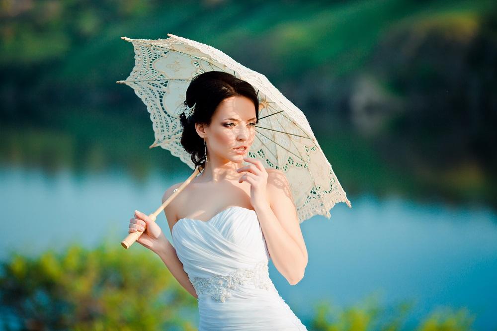 Jaki parasol do ślubu?